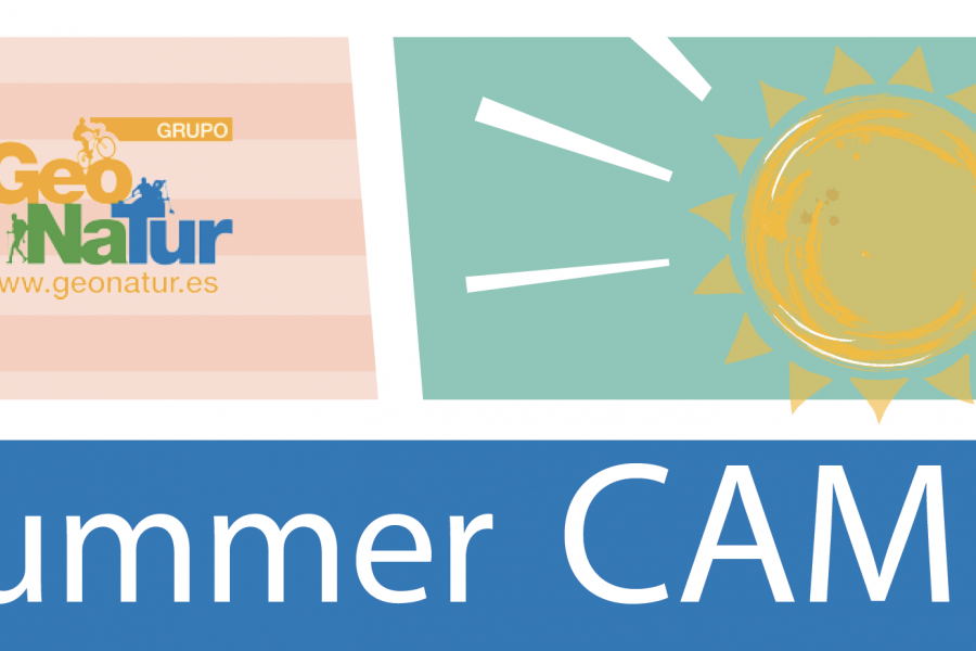 Campamento de verano 2018 Geonatur: ¡Summer Camp! inglés y multiaventura en Sot de Chera